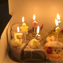 娘の誕生日