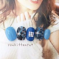 とろみ&くすみ色で最強冬~春ネイル*youkittanpu*の記事に添付されている画像