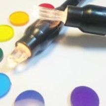 色光療法とガングリオ…