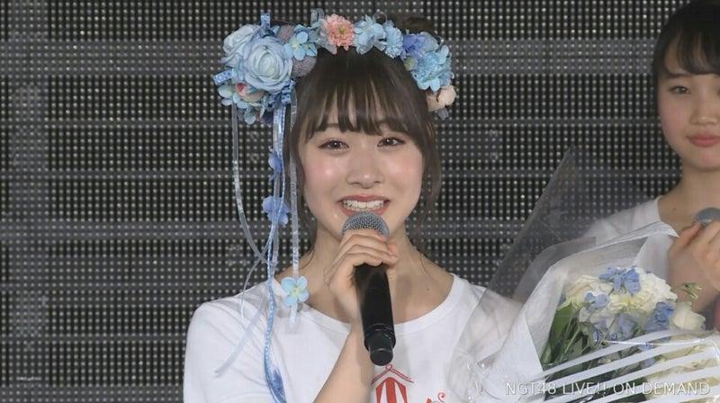 No.3545 【祝】NGT48かとみなこと加藤美南生誕祭公演♪ | NGT48 新潟の ...