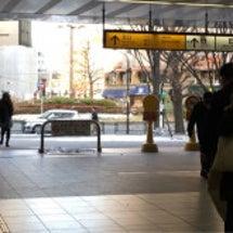 ★萬劇場への道のり★
