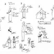 図解!襦袢を着るコツの記事に添付されている画像