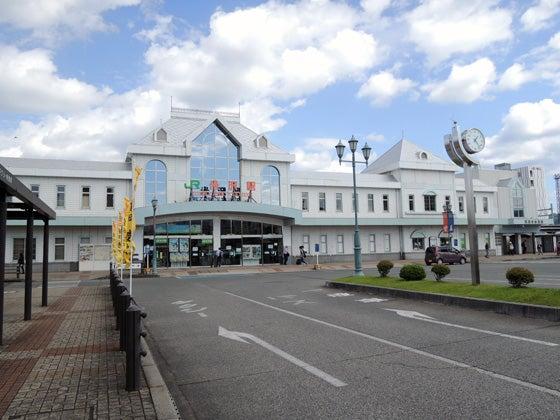 まったり駅探訪】奥羽本線(山形線)米沢駅に行ってきました。 | 歩王 ...
