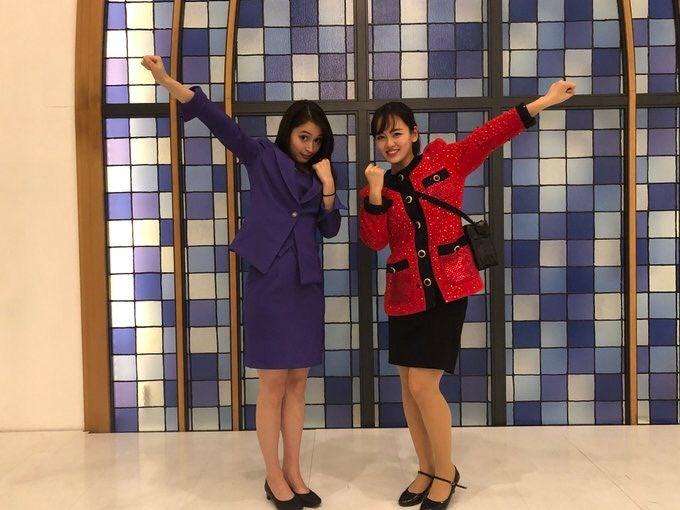 事務所の新年会での伊原六花さん