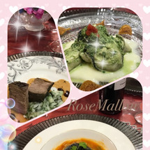 バレンタイン料理
