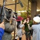 九州朝日放送KBC「ドォーモ」@「突撃アナタの手相鑑定!」風に街頭ロケに行ってきました!の記事より