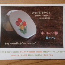 小っちゃい春*(・∀…