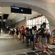 シンガポールで大行列…