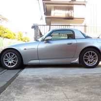 S2000 前後同じサイズのタイヤにすると・・・?の記事に添付されている画像