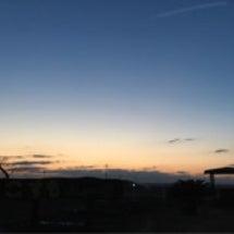 夕日が美しく見えると…