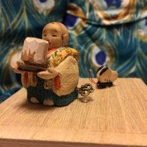茶運び人形オルゴール