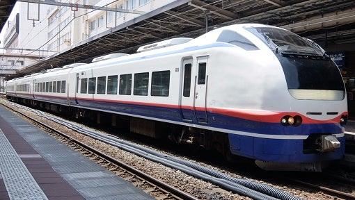 車内観察日記JR東日本E653系1100番台