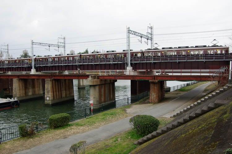 新神崎川橋梁243