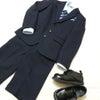 卒園入学式はこれに決定♡しまむらで見つけたキッズスーツの画像