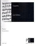 コッペリア 全幕 楽譜