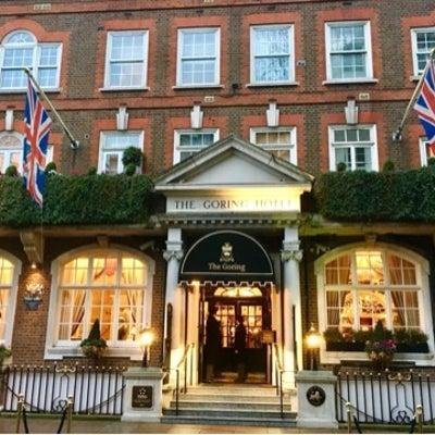 ゴーリング 最高のアフタヌーンティー ロンドン旅4の記事に添付されている画像