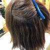 くせ毛スタッフの毛質改善プラチナ縮毛矯正♪の画像