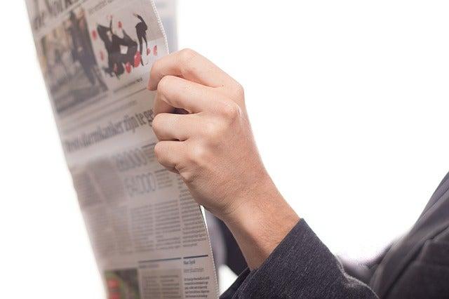 英字新聞を電車の中で読むと、こうなります↓】 | 大人が英語学習で ...