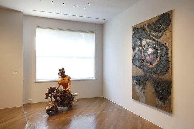 現代美術に魅せられて―原俊夫による原美術館コレクション展(前期 ...
