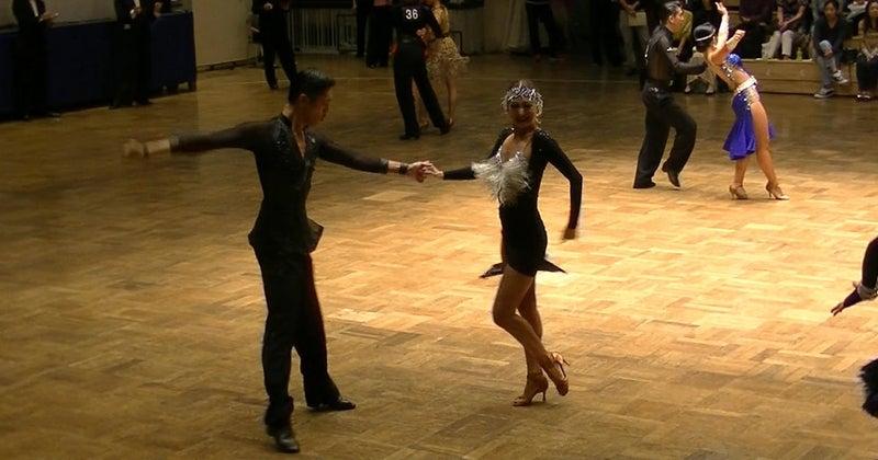 社交ダンス サークル さいたま市 上落合公民館