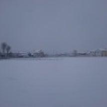 昭島市 大雪警報発令