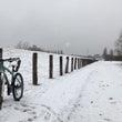 2月は雪のスタート