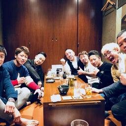画像 先日のお食事会。AKさん、大橋社長、大橋ジム の記事より 1つ目