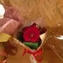 お花、また頂戴しまし…