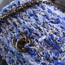 リントン社の糸で CHIC FLIC   Tweed  Style 春バージョンの記事に添付されている画像