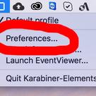 Macノートユーザーでテンキー(Karabiner-Elementsの設定ファイル)の記事より
