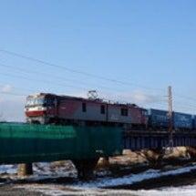 2つの特別な青い列車