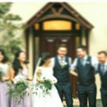 メルボルンでの結婚式