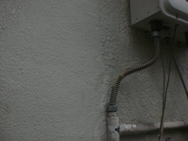 破裂 修理 管 水道