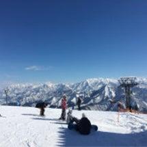 1泊2日のスキー