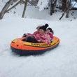 雪遊びキッズキャンプ…