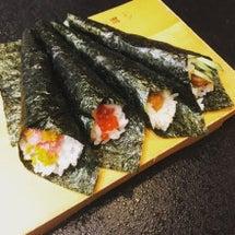 手巻き寿司100円!…