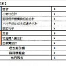 ◆収支報告(2018…