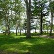 湖畔の 高台の 小さ…