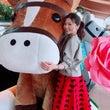 東京競馬場☆馬女
