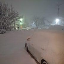 記録的豪雪の恐れだっ…