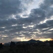 12月7日の空♪