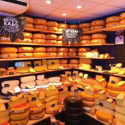 オランダ お土産チーズの選び方♪の記事に添付されている画像