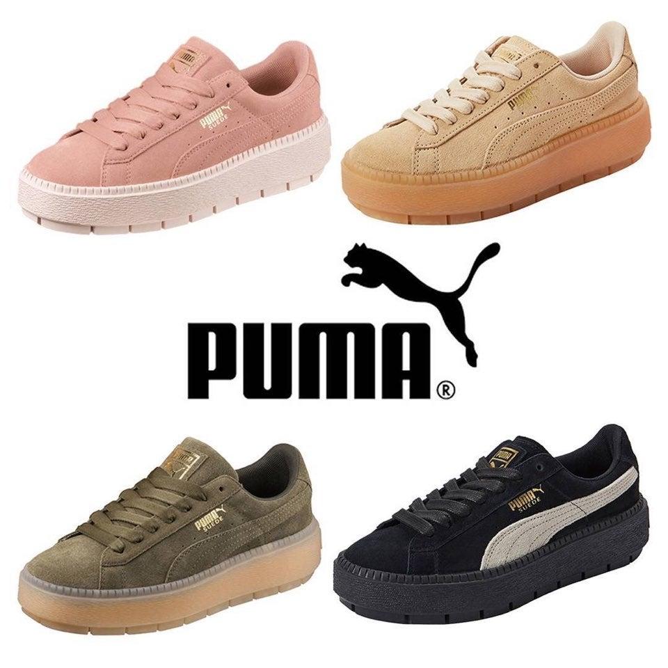 PUMA新作 運動靴