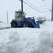クルマが雪で埋まる!…