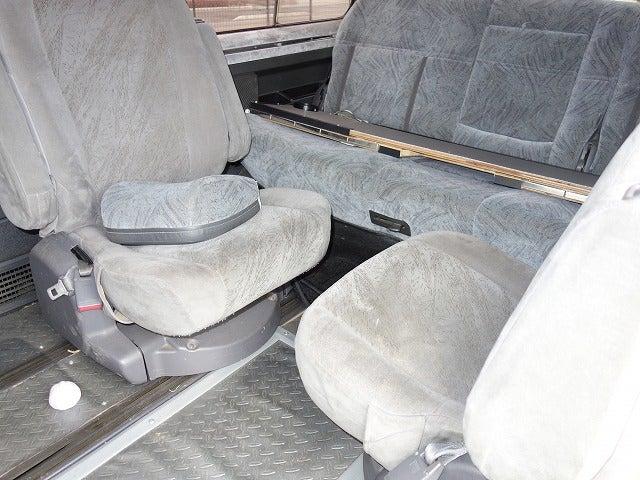 キャンピングカー 三菱 デリカ スターワゴン ハイリフト