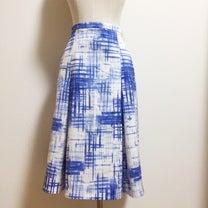 茅木真知子さんのスカートの記事に添付されている画像