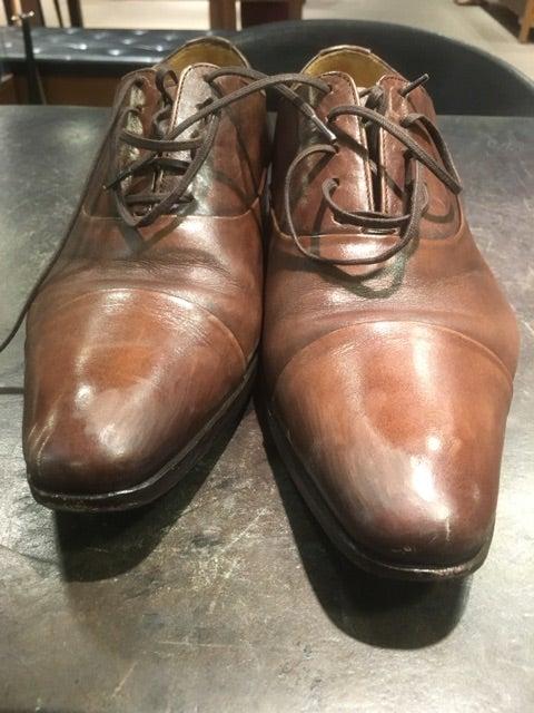 バーニズニューヨーク 靴修理 渋谷