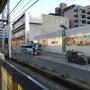 和光市駅南口側の高速…