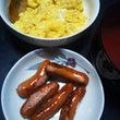 コタの好きな朝御飯