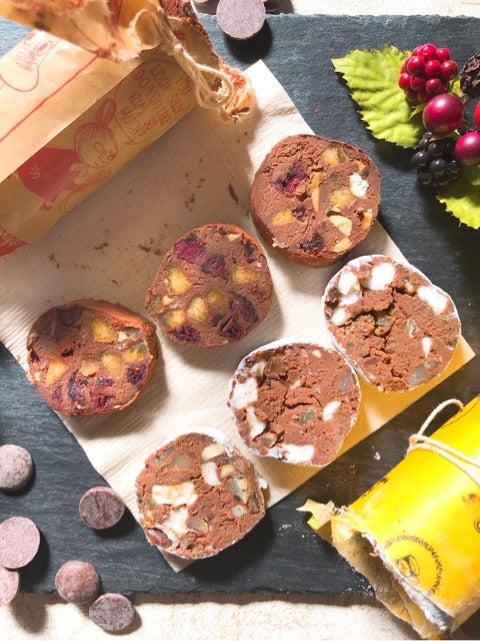 チョコサラミのレシピ10選|チョコサラミのアレンジレシピ8選
